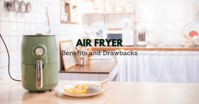 advantage and disadvantage of air fryers