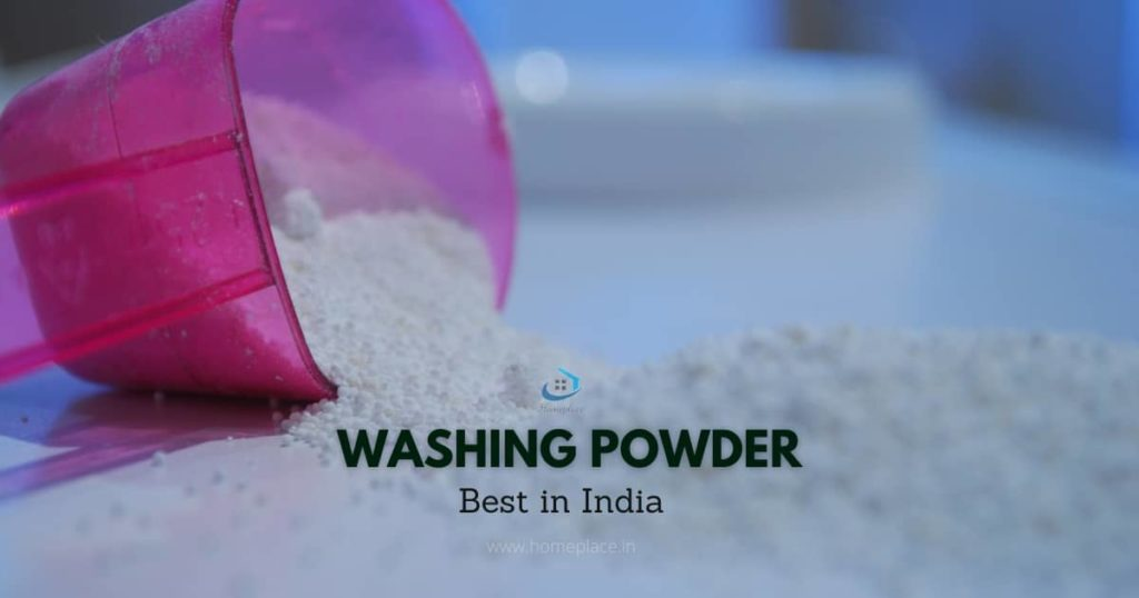 Best Washing Powder in India (2021): Review and Buying Guide