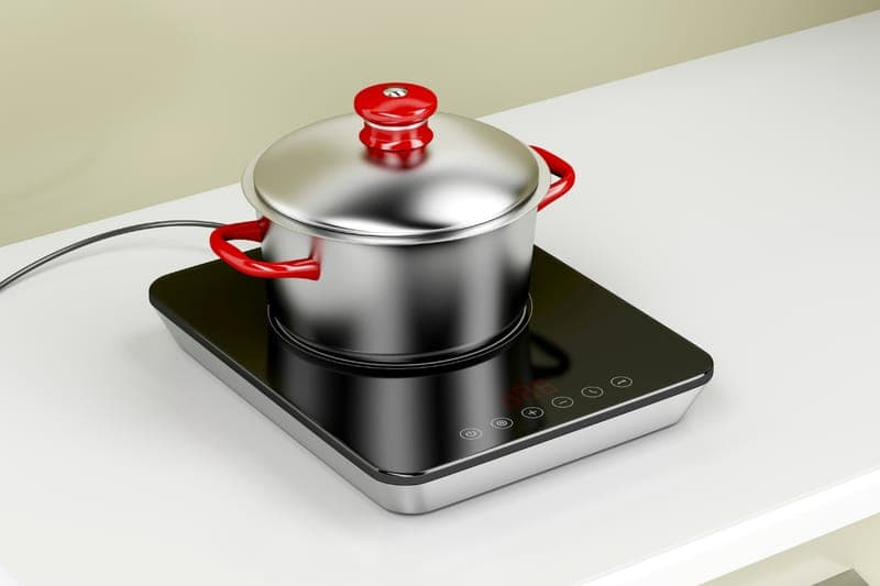 features of induction cooktop