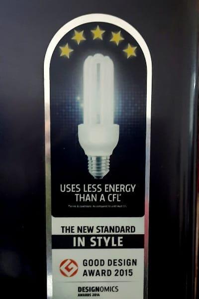 refrigerator energy rating