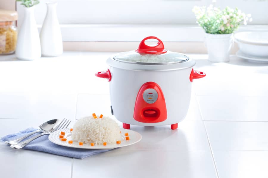 rice cooker in India