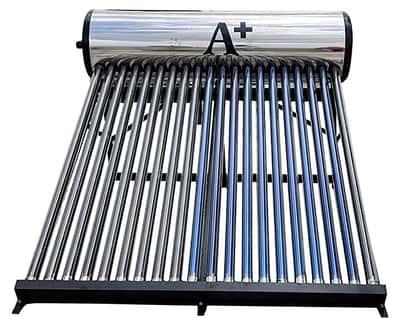 A Sun Power 100 LPD solar water heater