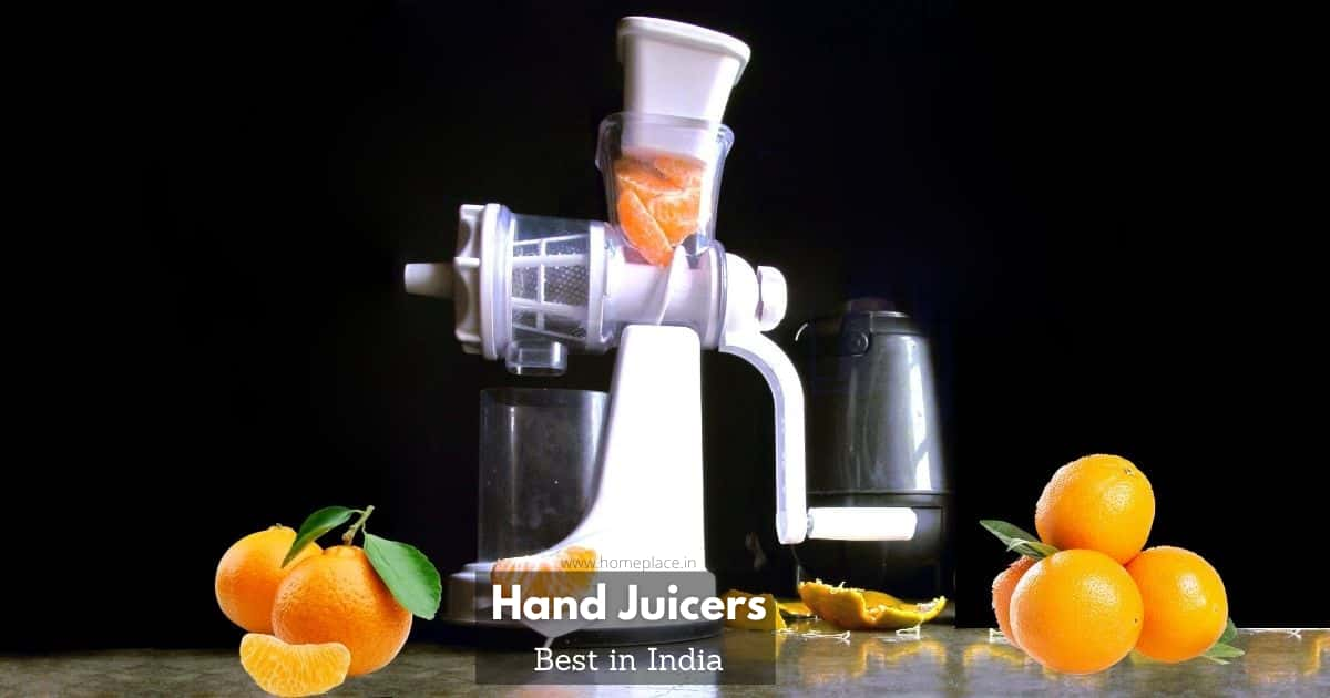 best hand juicers in India
