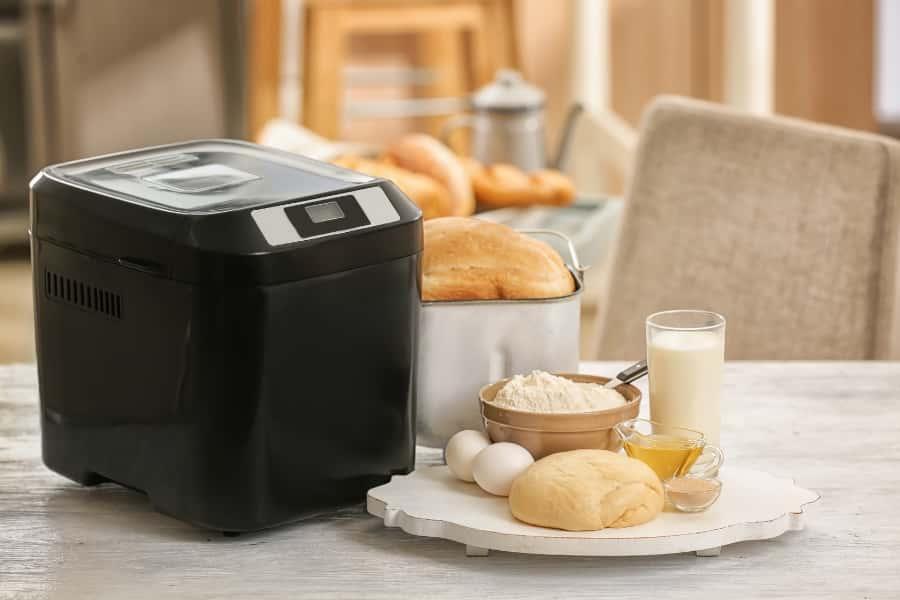 bread maker benefits