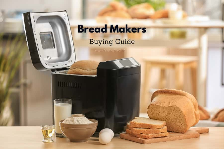 buying guide for bread makers