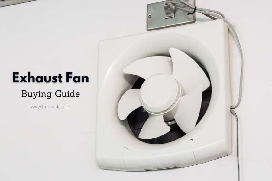 buying guide for exhaust fans