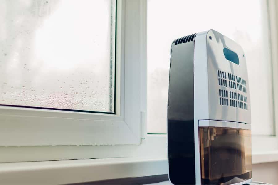 dehumidifier benefit in bedroom