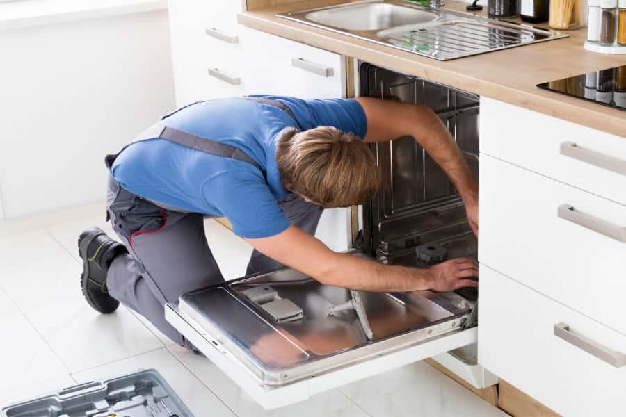 dishwasher troubleshooting
