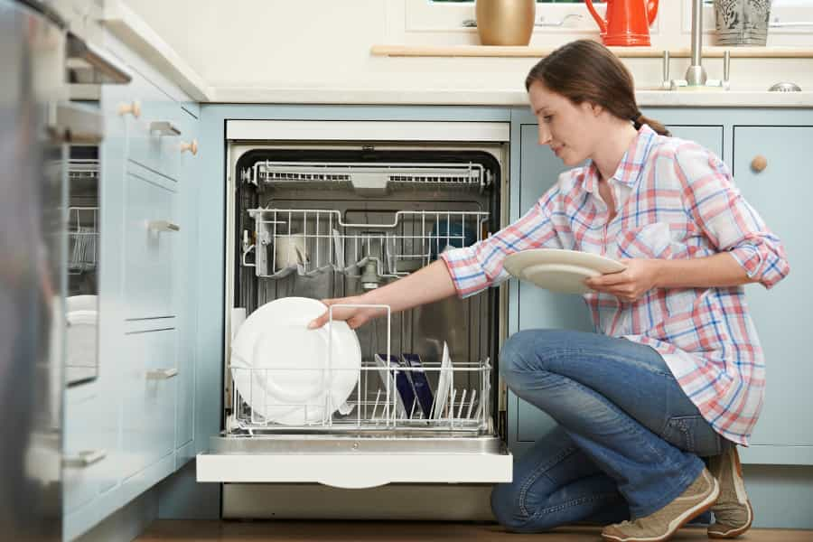 smart features of dishwasher