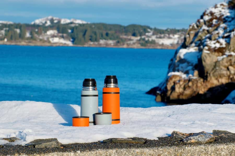 thermos flask benefit