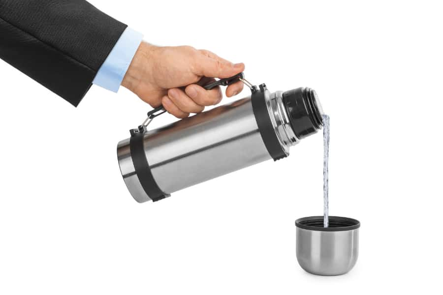 working of thermos flask