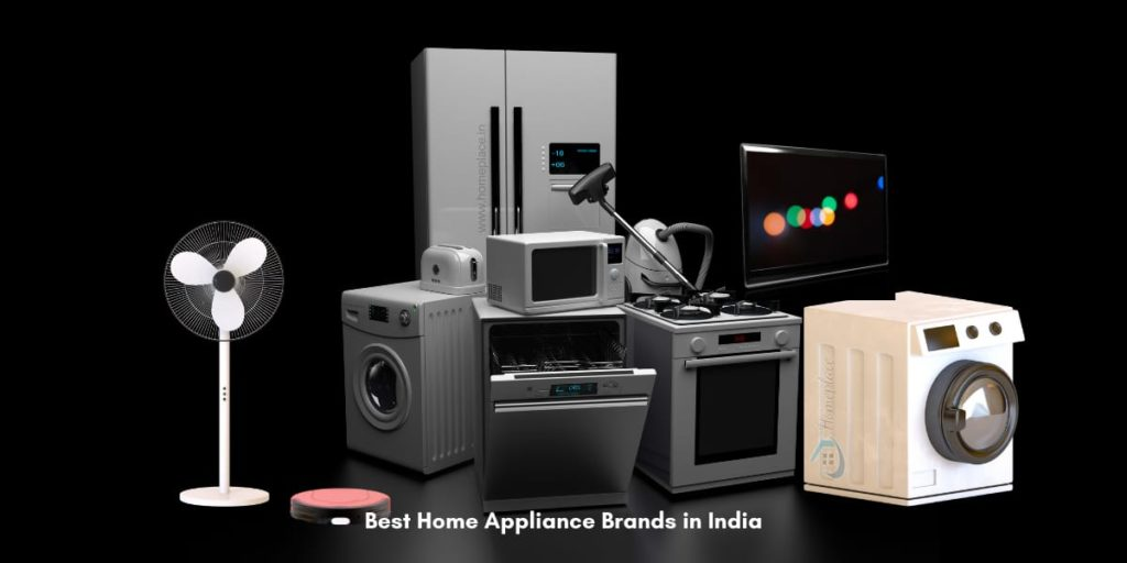 best home appliance brands in India