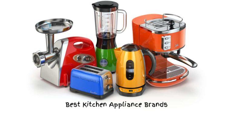 best kitchen appliance brands in India