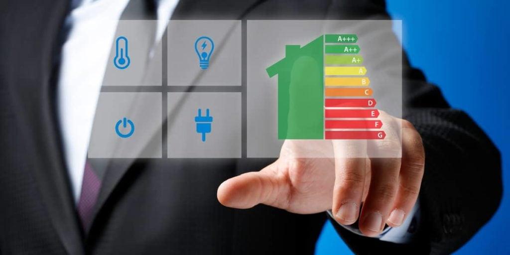 home appliance power consumption