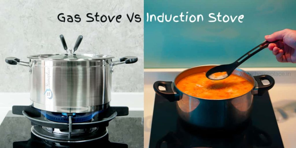 induction vs gas stove