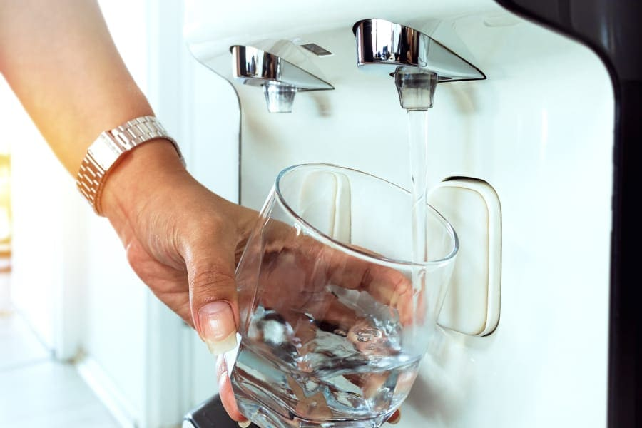 install water purifier