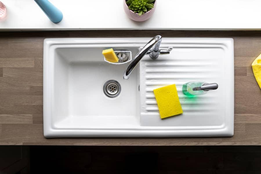 kitchen washing zone