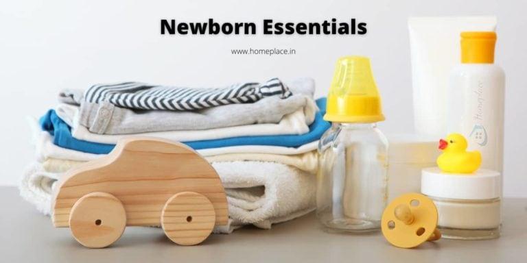 newborn essentials India