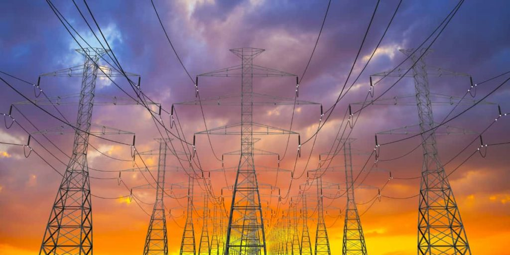 voltage surge fluctuation