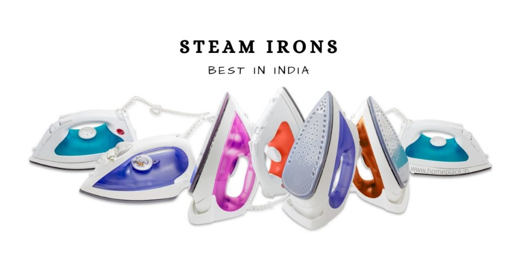 best steam irons in India