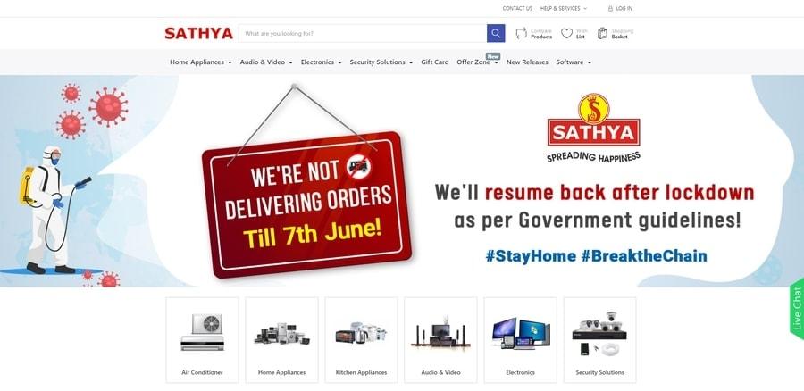 sathya.in