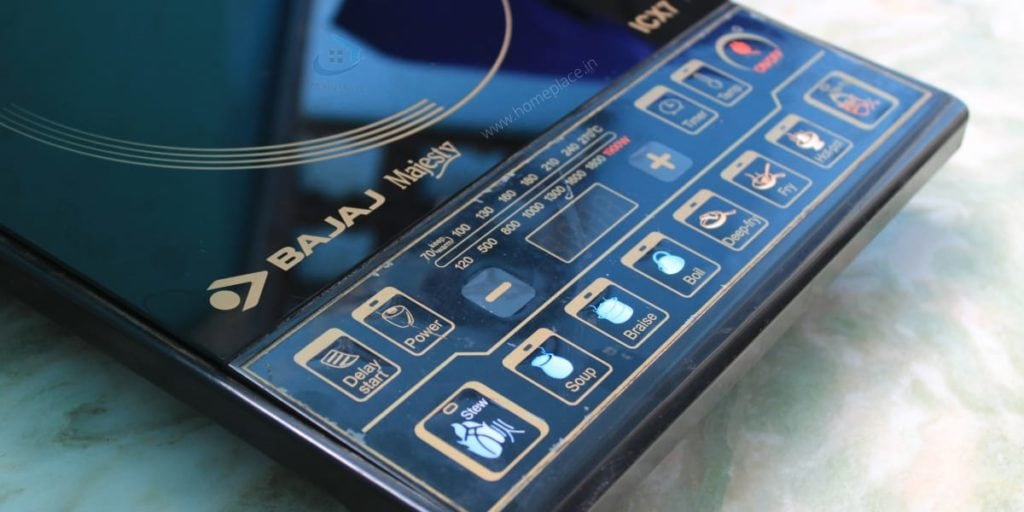 Bajaj Majesty ICX 7 Induction Cooktop