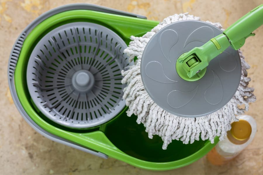 The best spin mop with bucket in India