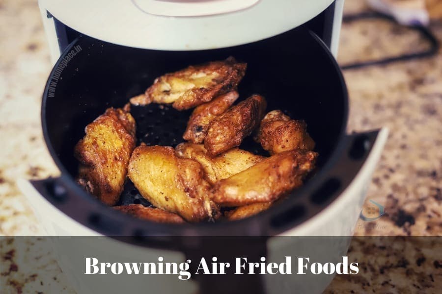 Tips To Get Better Browning On The Food In Air Fryer
