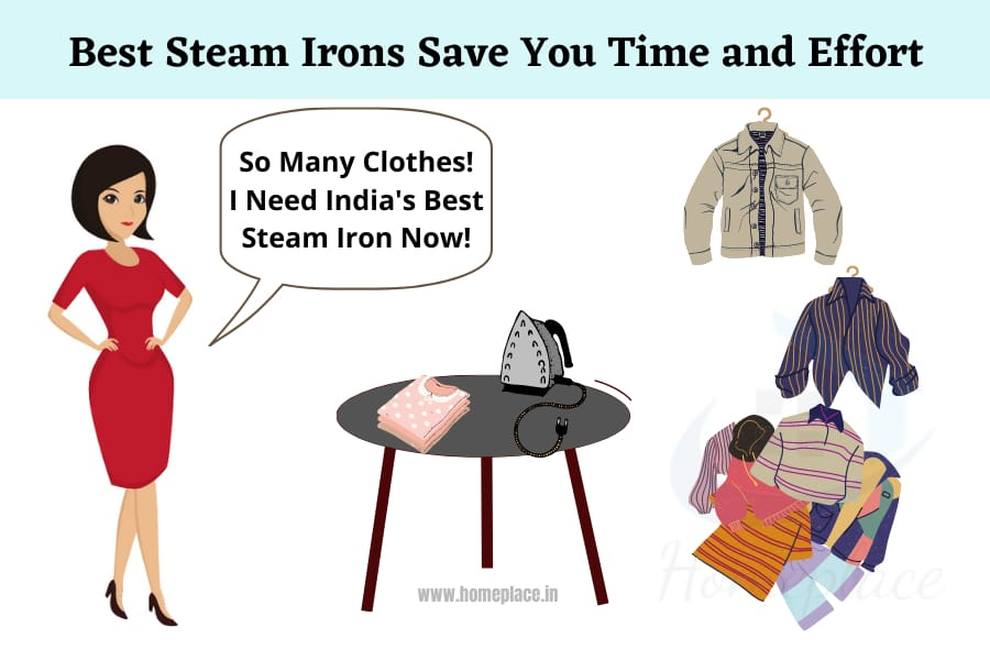 best steam irons save you time and effort