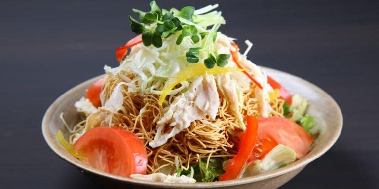 crispy noodles recipe