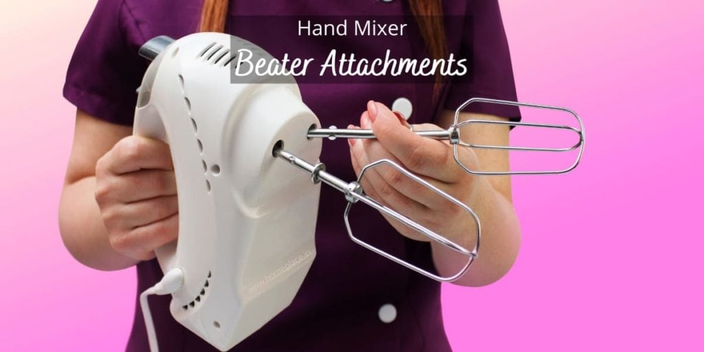 different types of beaters for hand mixers