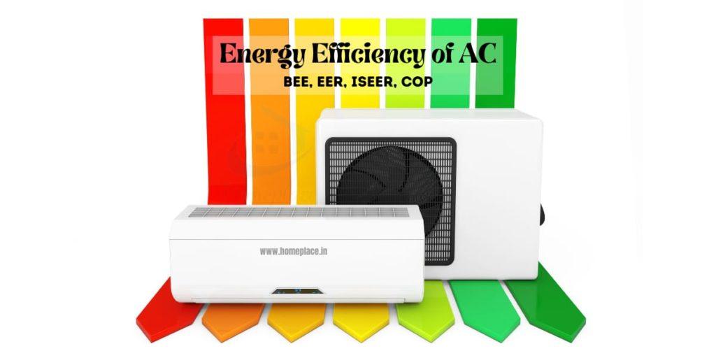 energy efficiency of AC