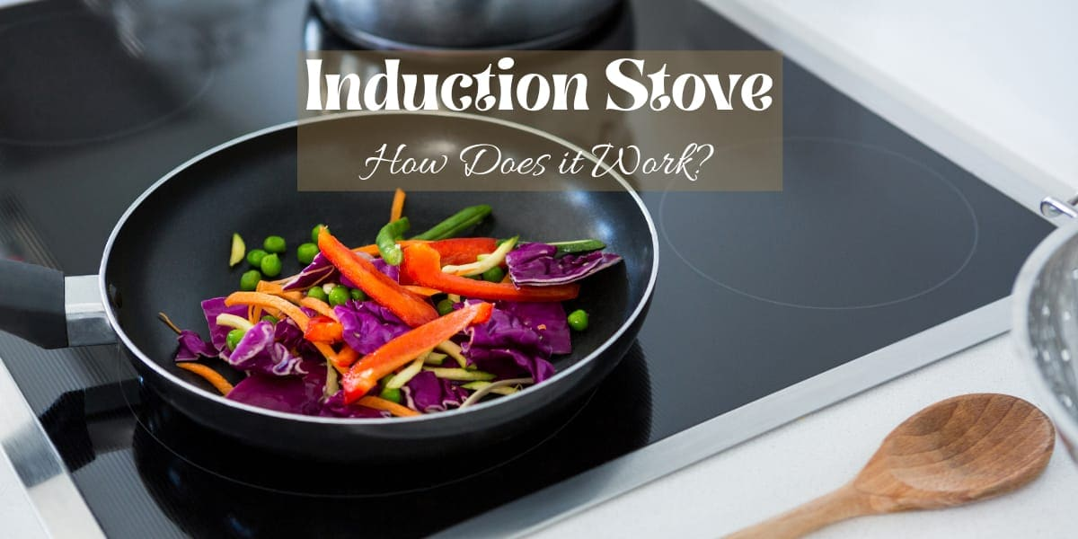 how does an induction stove work