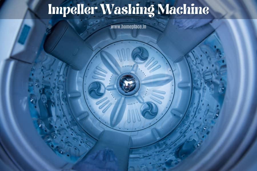 impeller washing machine