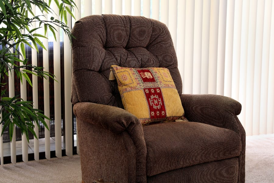 recliner at home