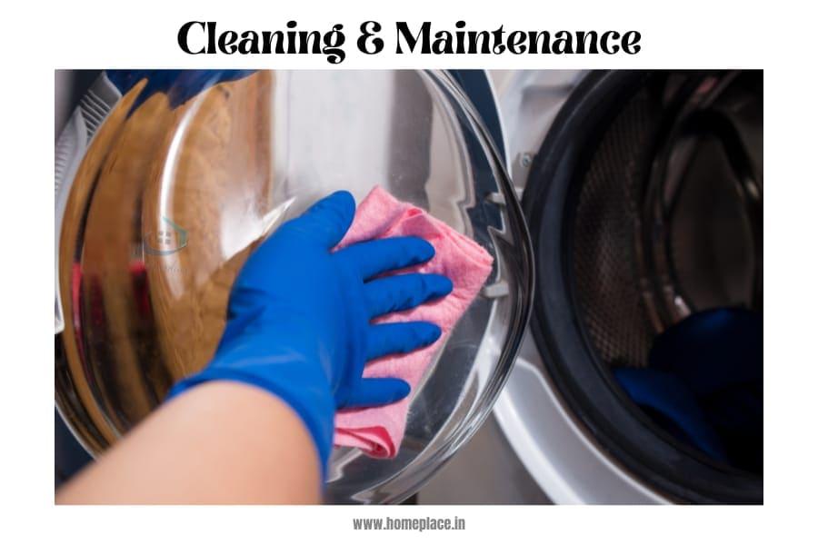 top load vs front load washing machine maintenance