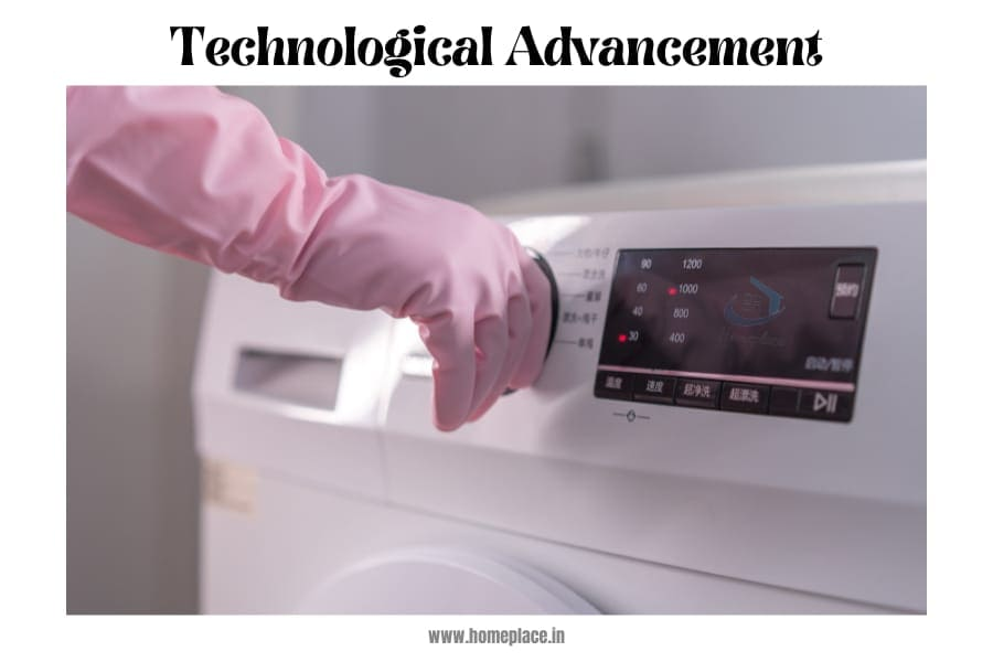 top load vs front load washing technological advancement