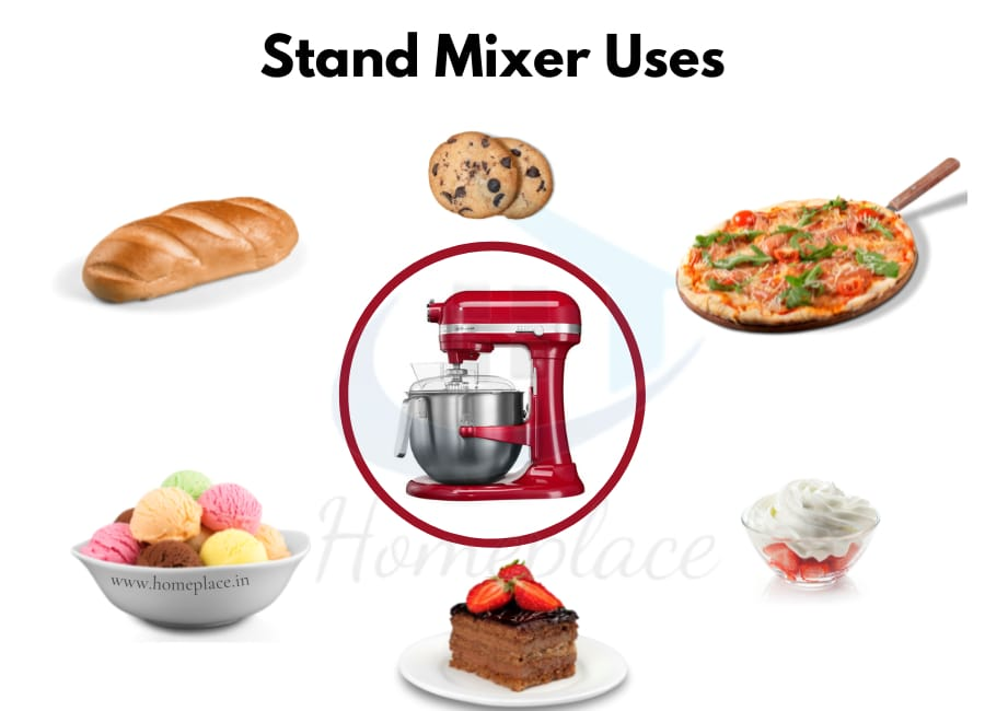 uses of best stand mixer