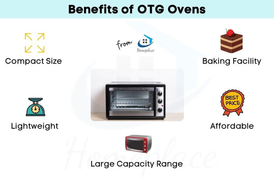 benefits of OTG ovens