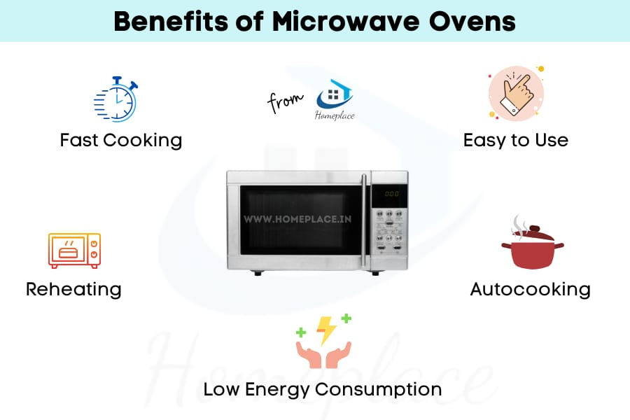 benefits of microwave ovens