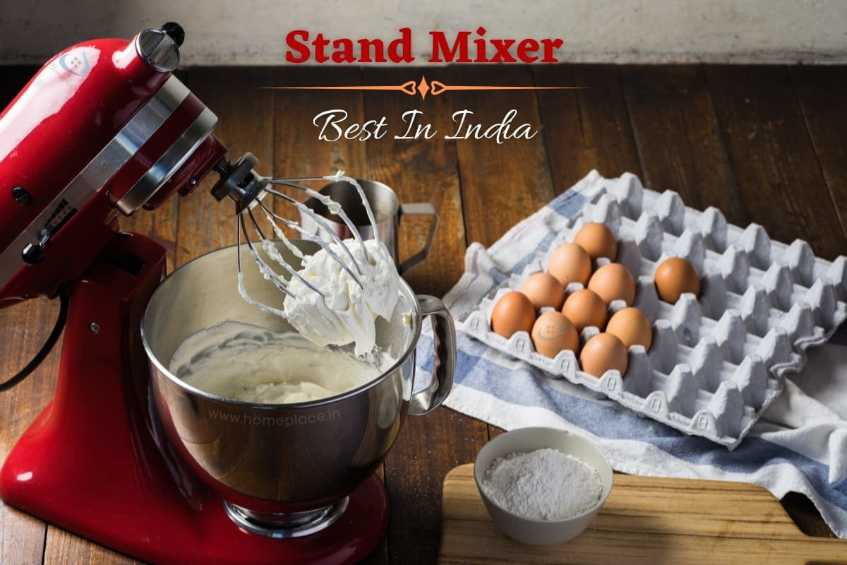 best stand mixer in India for baking cakes