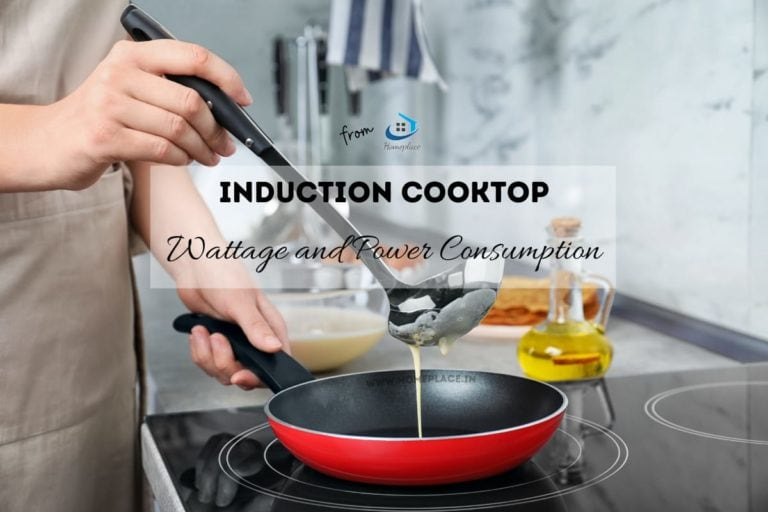 best wattage for induction cooktop with power consumption and cost