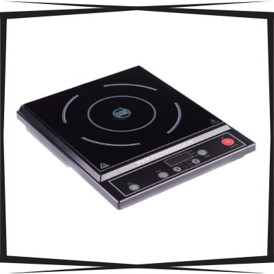 induction cooktop kitchen appliance