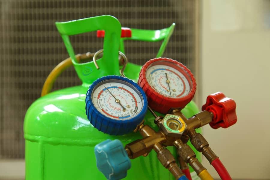 properties of refrigerant
