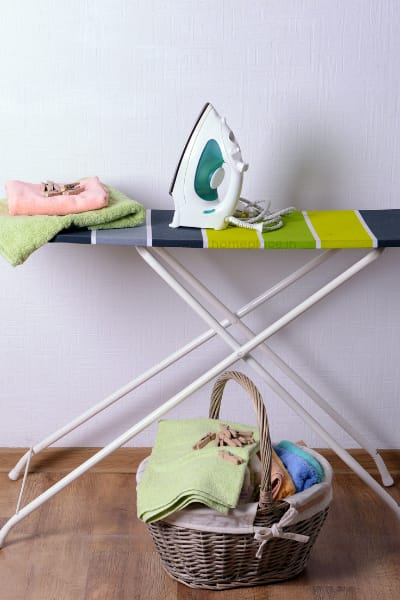 Types of Ironing Boards