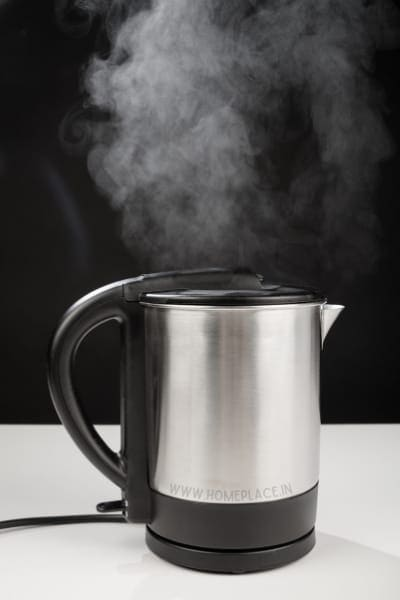 ease of using an electric kettle