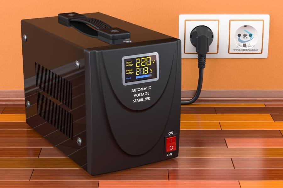 working voltage stabilizer